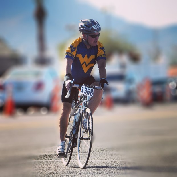 The El Tour de Tucson Century Ride.